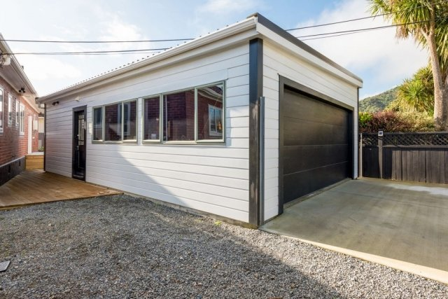 New Garage Building Project